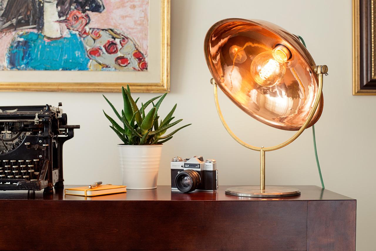 Globus lamp